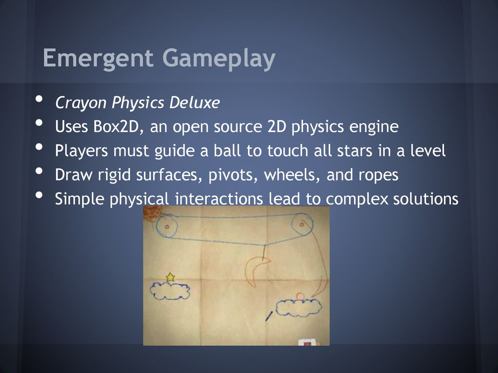 Physics in Games David: Achieving Fun with Physics - ppt download