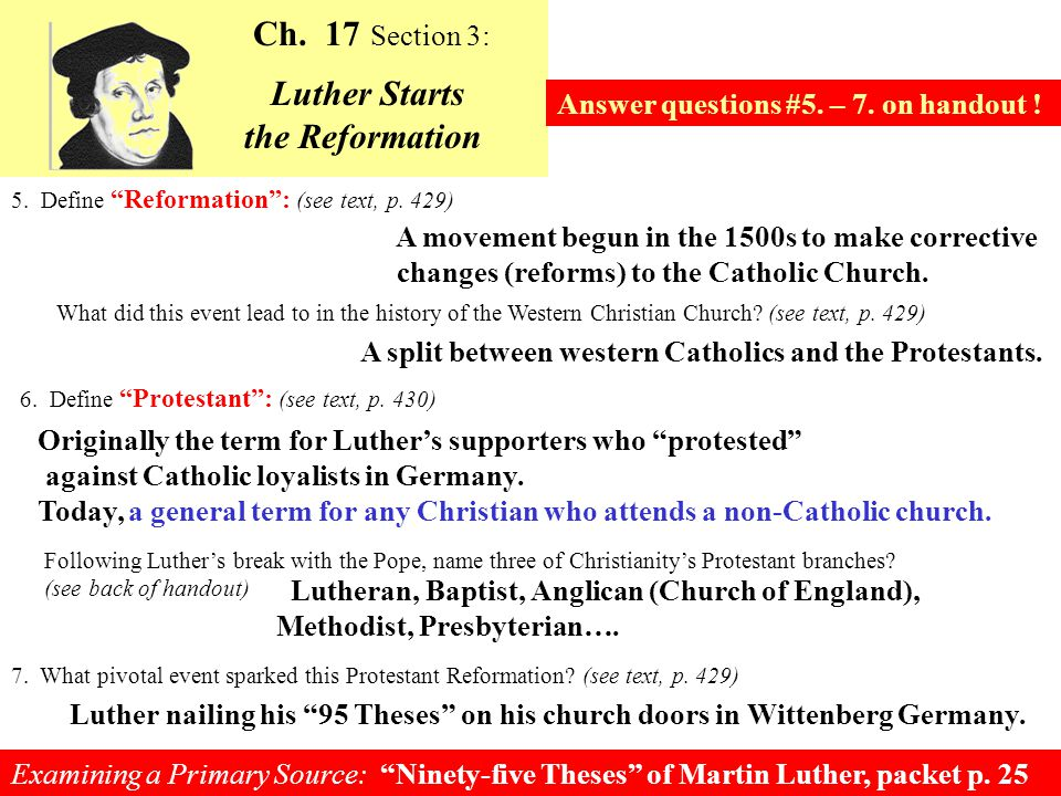 luther starts the reformation ppt download rh slideplayer com Luther Rose Luther Movie