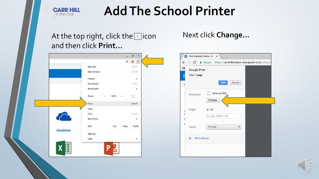Chromebook Enrolment  - ppt download