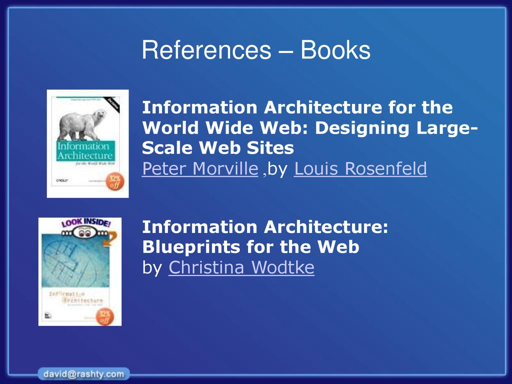Fundamentals Of Information Architecture And Usability Engineering Ppt Download