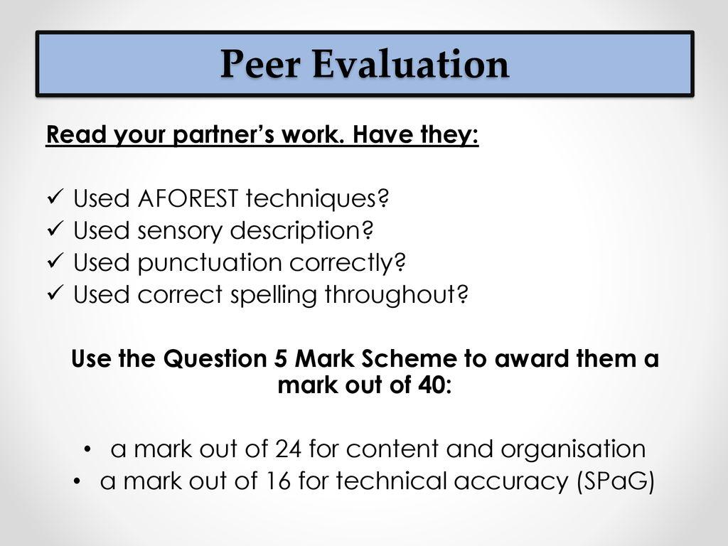 Spelling, Punctuation & Grammar - ppt download