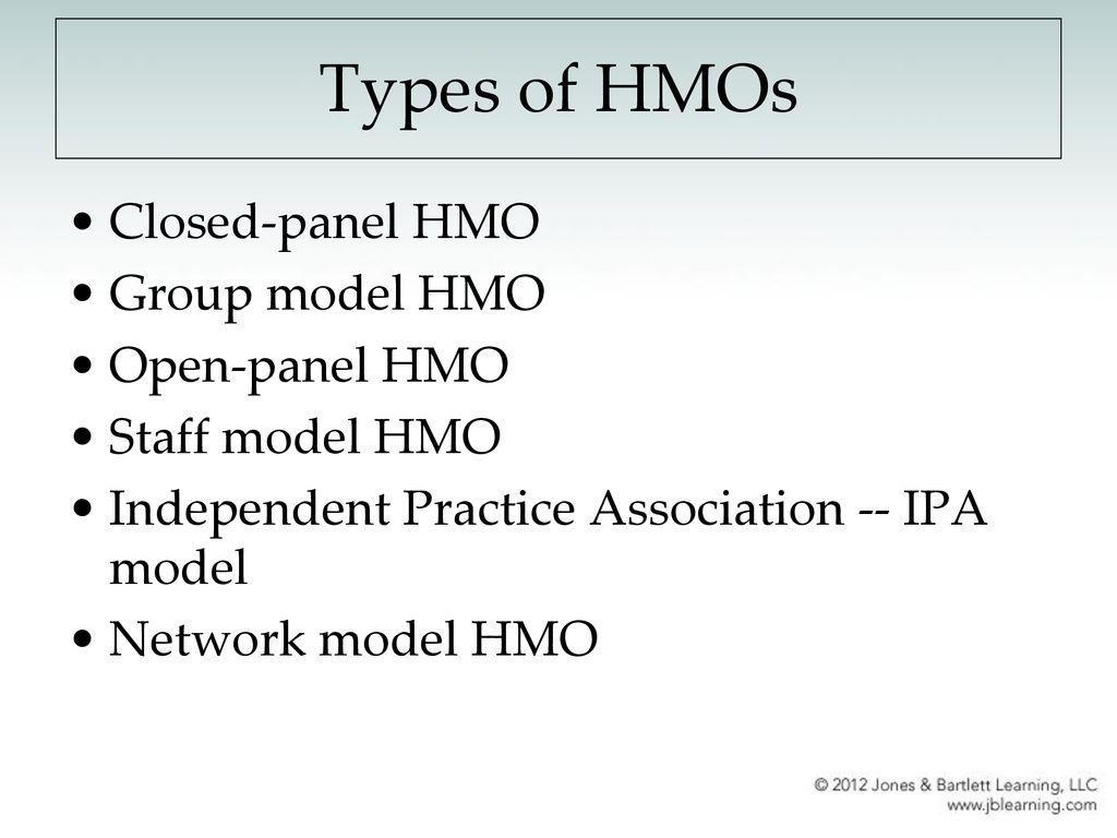 group model hmo