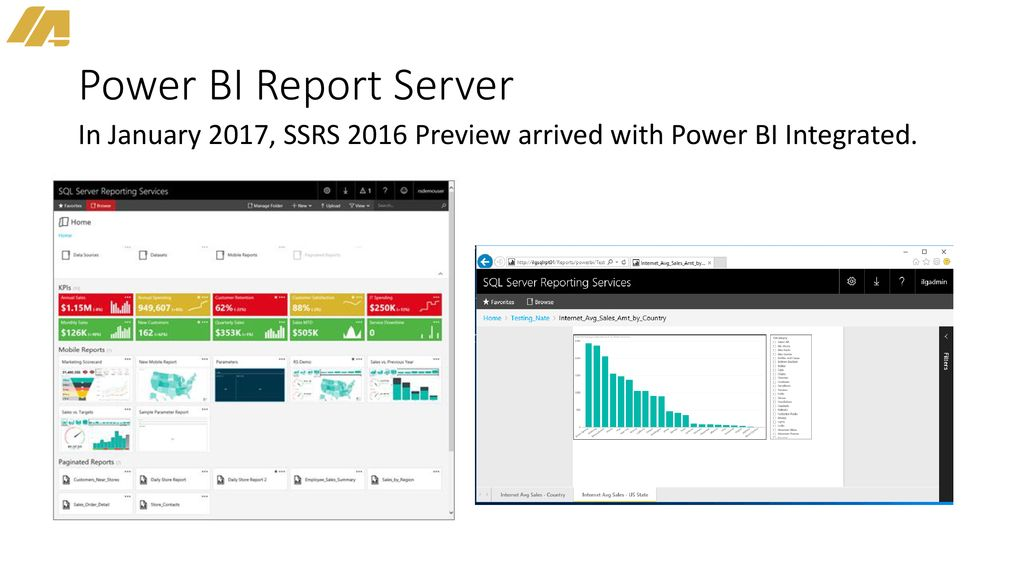 H*ckin Sweet Reports with Power BI - ppt download