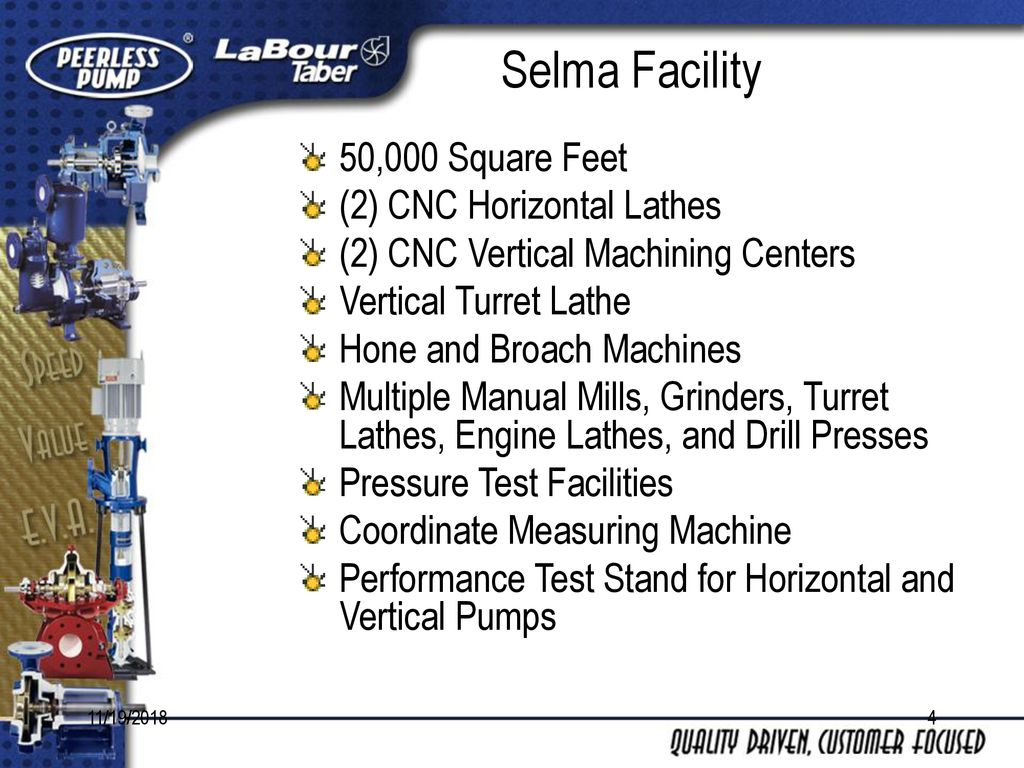 """LaBour Pump Selma, Alabama """"The Can Do Place"""" 11/19/ ppt"""