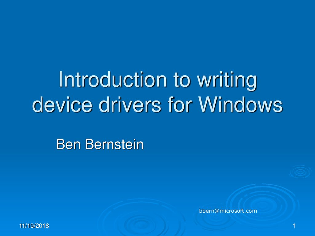Writing windows vxds and device drivers crc press book.