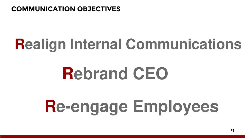 EMPLOYEE COMMUNICATION PLAN - ppt download