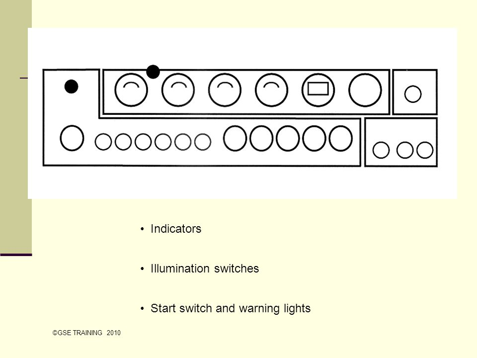 Illumination switches