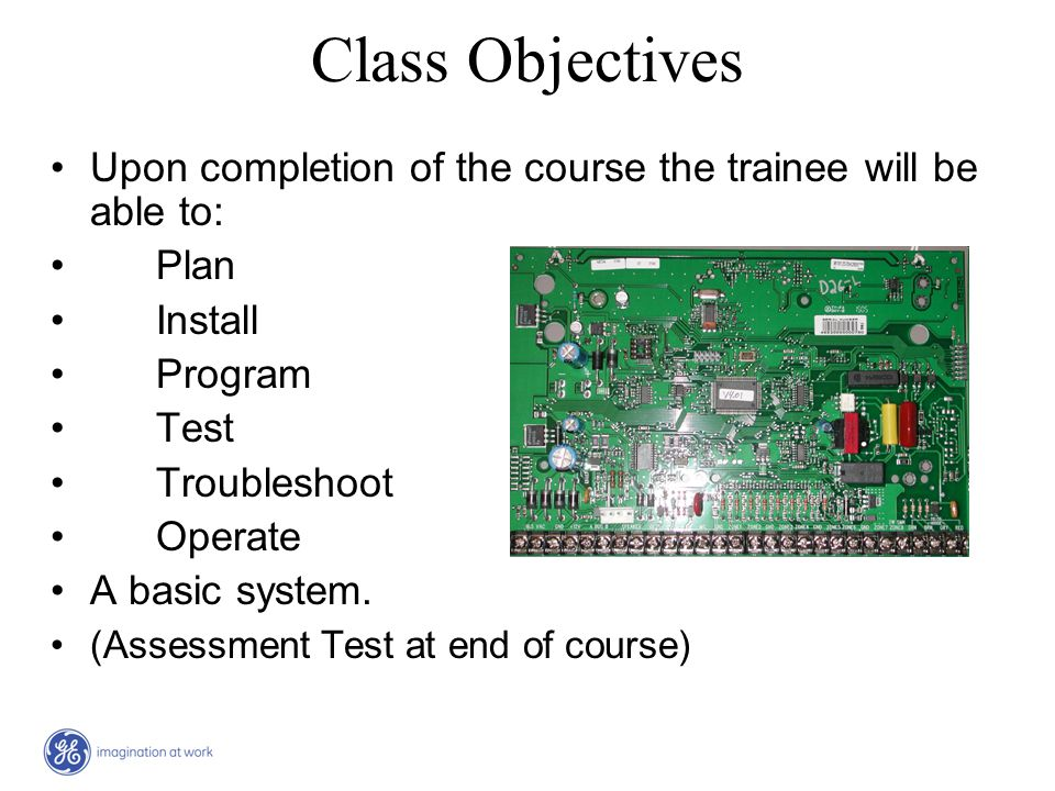 Concord 4 security system advanced training ppt video online download usb cord wiring diagram 3 class objectives