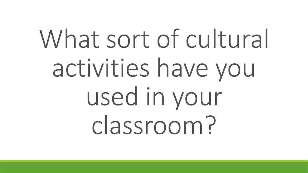 speed dating activities in the classroom