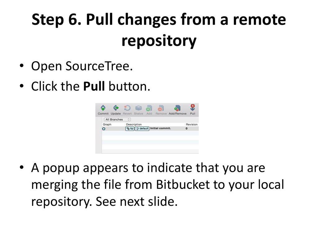 Sourcetree Change Password