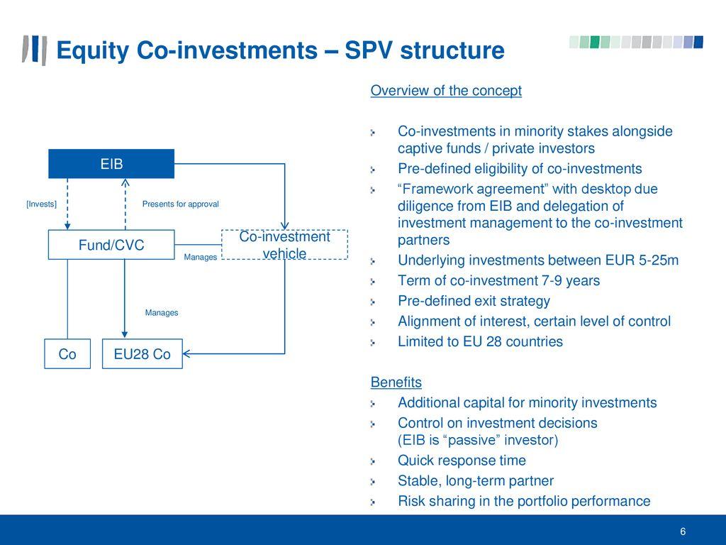 Co investment partners european apakah forex itu dosa hut