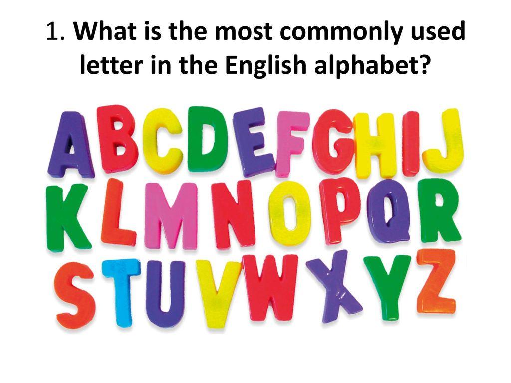 English Language Quiz Ppt Download