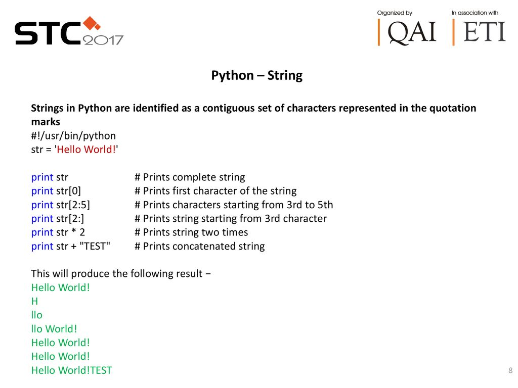 PYTHON Varun Jain & Senior Software Engineer - ppt download