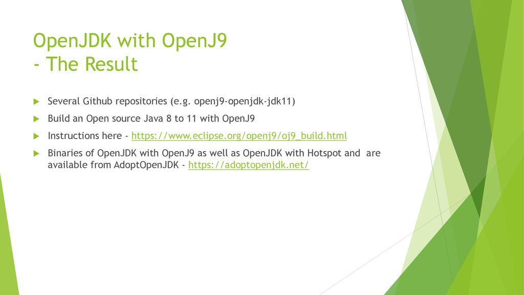 How We Are Porting OpenJDK + Eclipse OpenJ9 to z/OS - ppt download