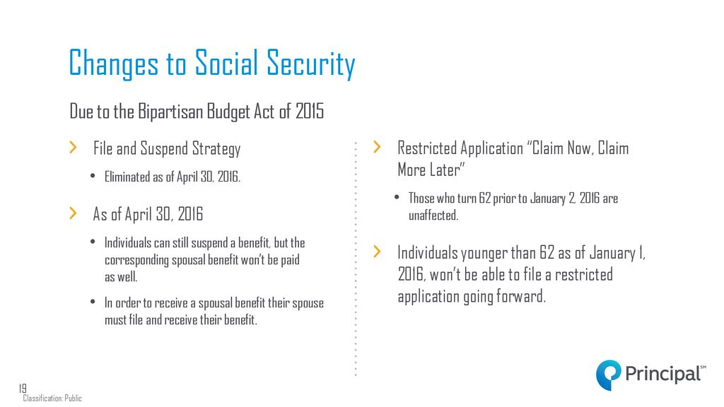 Getting the most from Social Security - ppt download