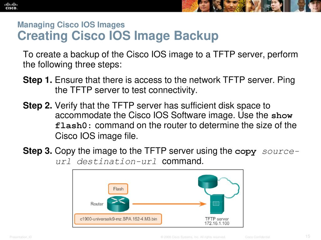 Chapter 9: IOS Images and Licensing - ppt download
