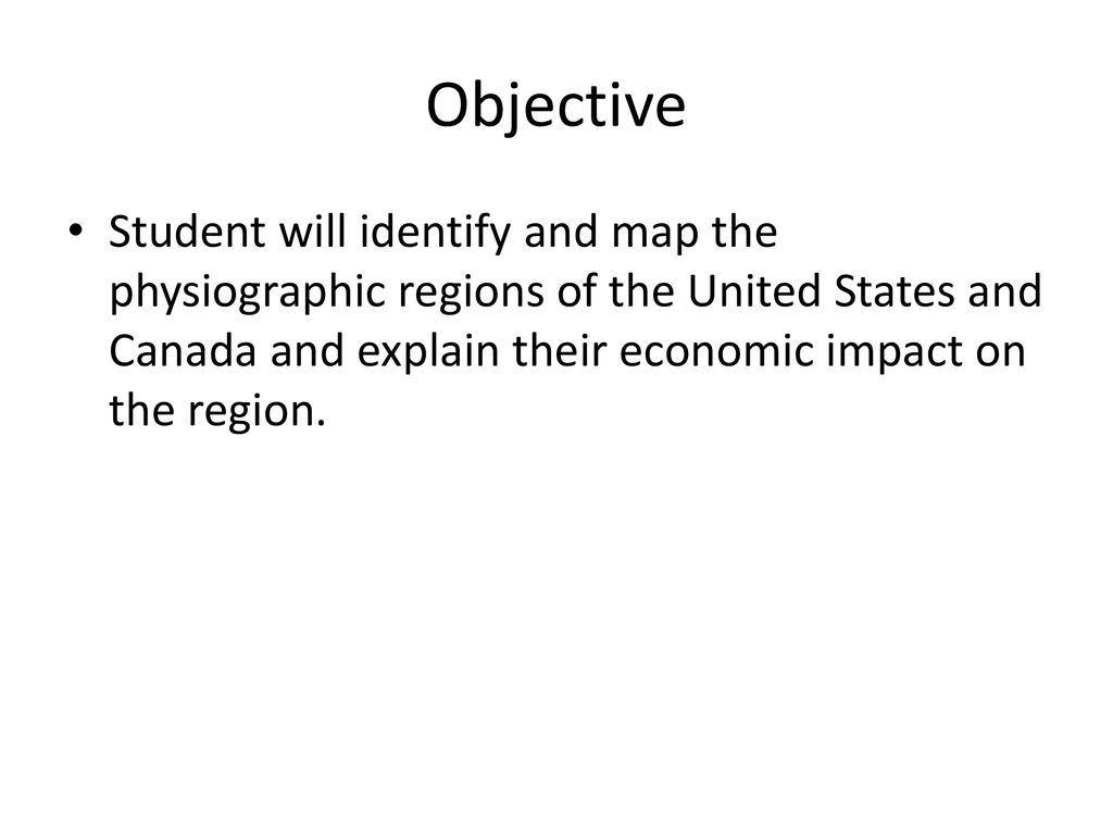 Physiographic Regions Of The Us And Canada Ppt Download - Us-physiographic-regions-map