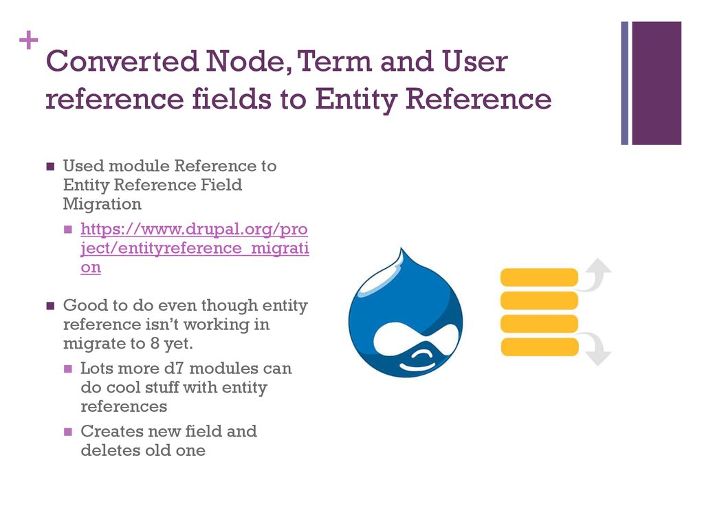 Oh Yeah!! The story of a Drupal 7 to Drupal 8 migration - ppt download