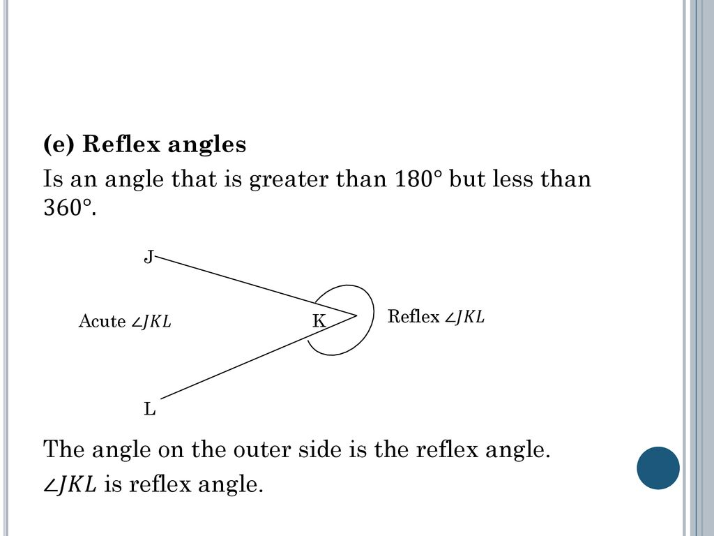 Day 1 – Definition of angles - ppt download
