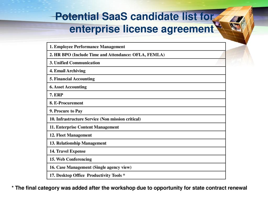 Team C Oregon State Saas Contract Brokering Ppt Download
