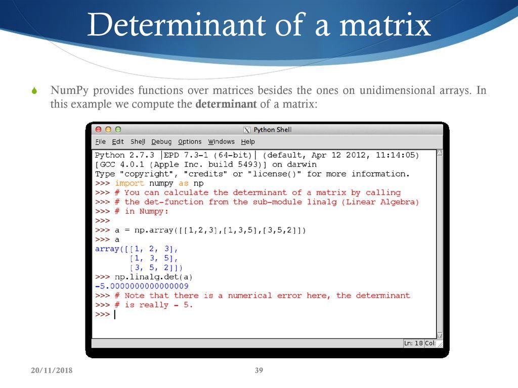 Programmazione ad alto livello con Python - ppt download