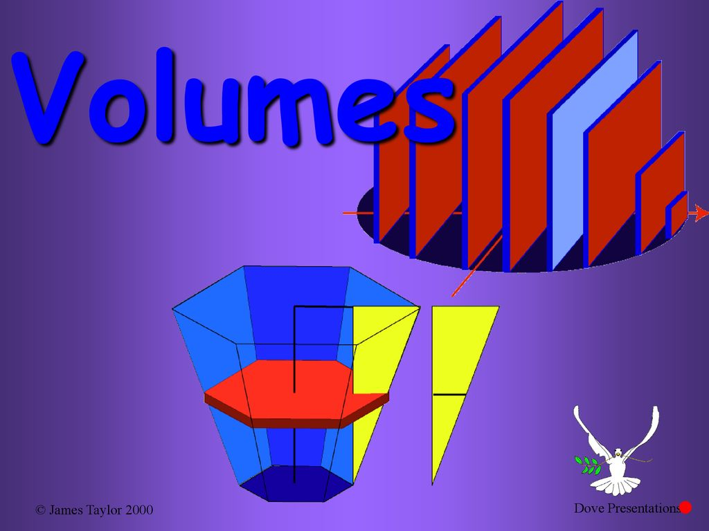 Volumes © James Taylor 2000 Dove Presentations  - ppt download