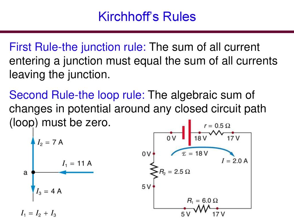 circuit in dc instruments ppt download