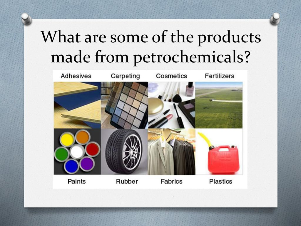 The Petrochemical Industry - ppt download