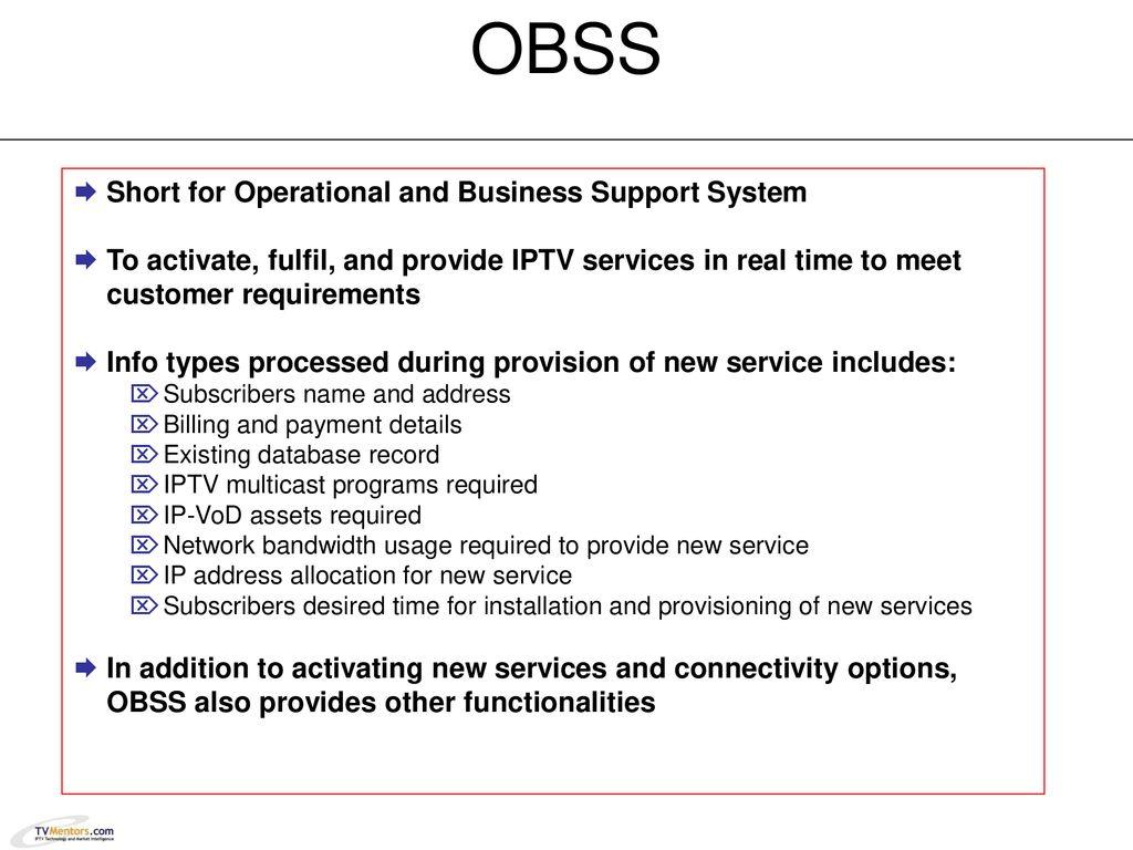 New Iptv Services