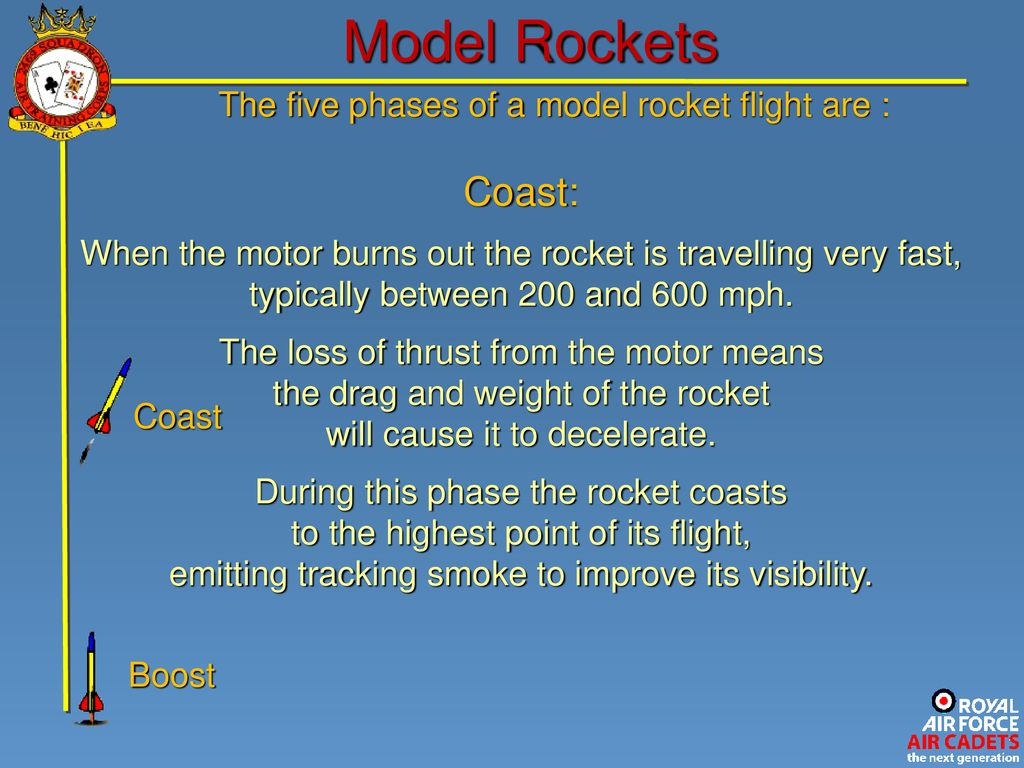 Development and Principles of Rocketry - ppt download