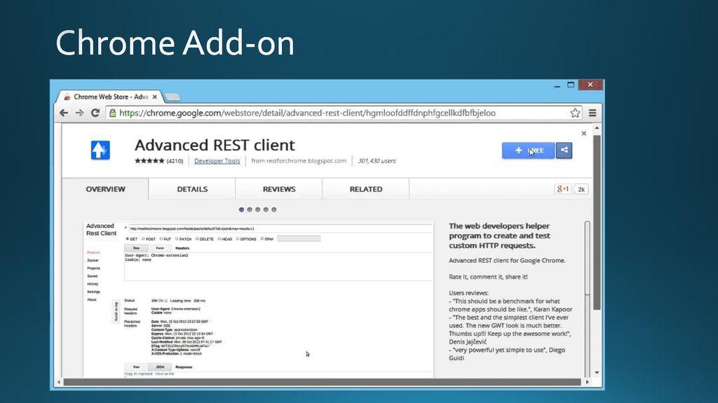 REST Client Tutorial by Pavan Ethic Coder - ppt download