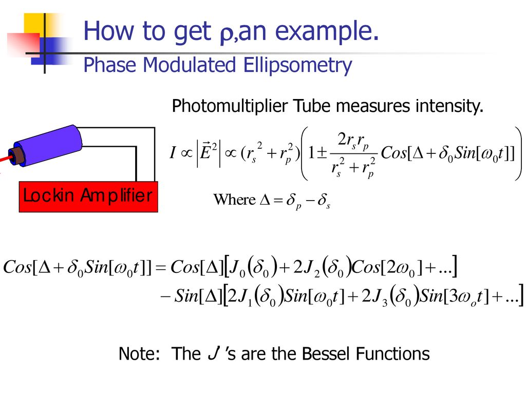 Matt Brown Alicia Allbaugh Electrodynamics Ii Project 10 April Ppt Lockin Amplifier 28 How