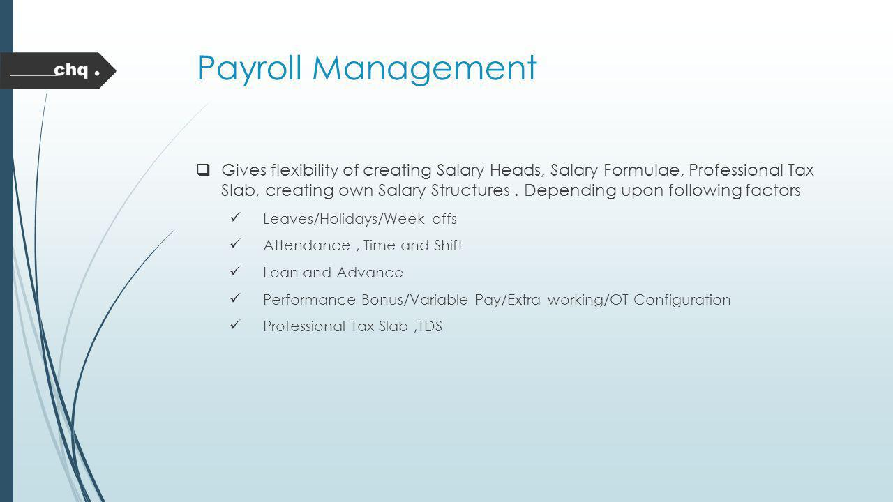 HRMS Human Resource Management System  - ppt video online download