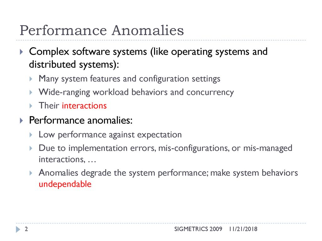 Reference-Driven Performance Anomaly Identification - ppt