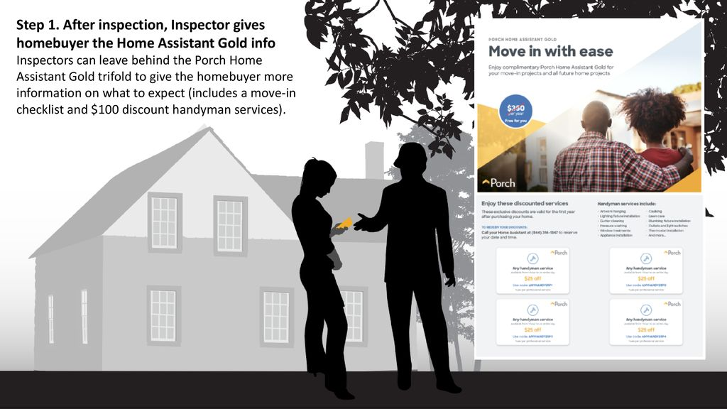 Home Assistant Gold A step-by-step guide for inspectors - ppt download