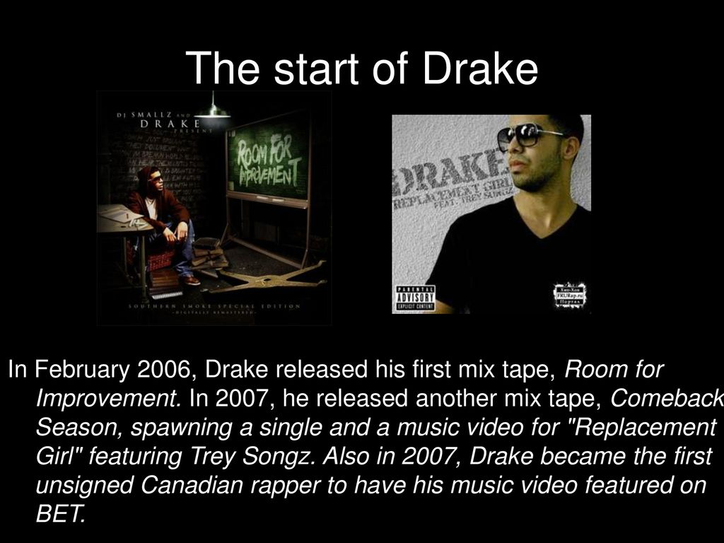 Drake  - ppt download