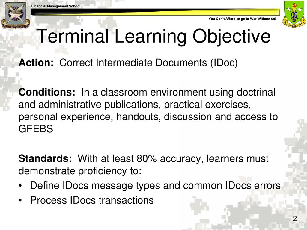 Correct Intermediate Documents (IDoc) - ppt download