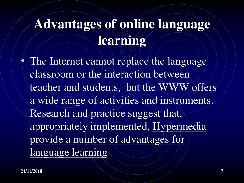 internet cannot replace teachers