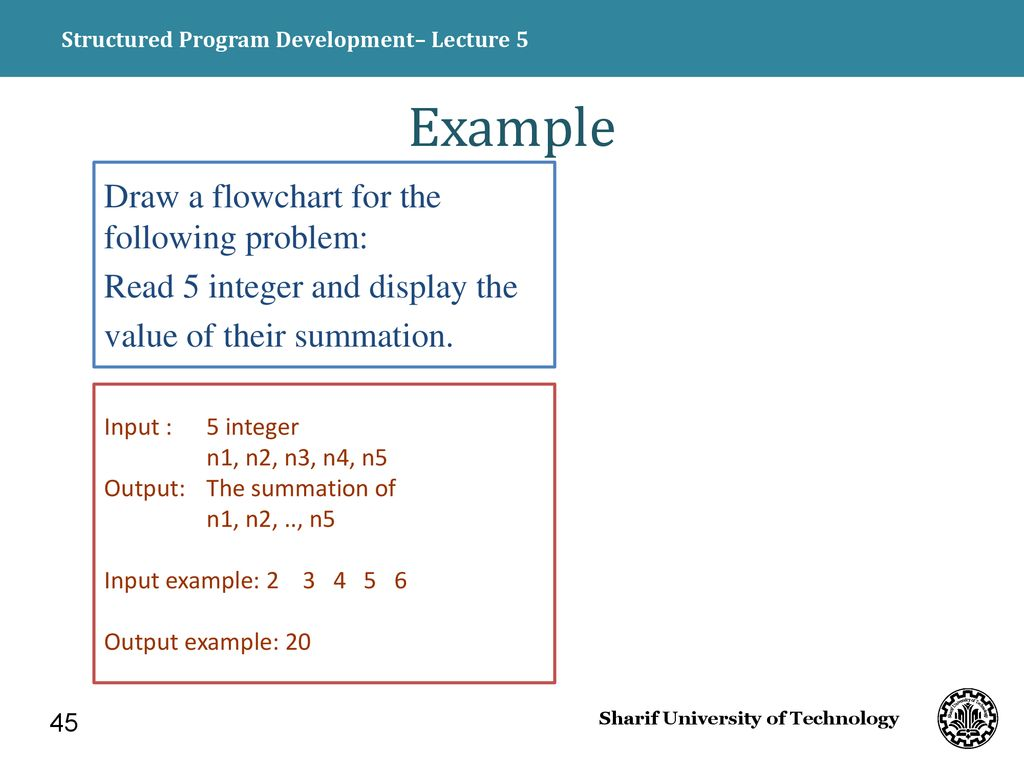 How to develop a program? - ppt download