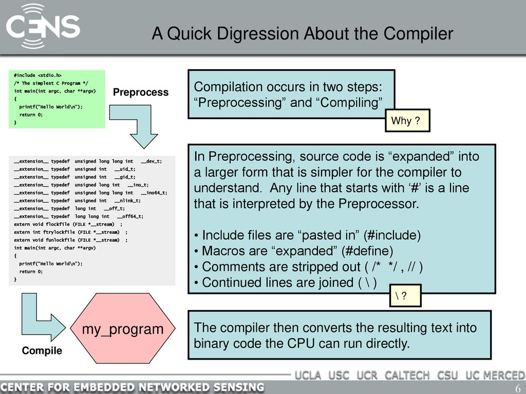 A Quick Introduction to C Programming - ppt download