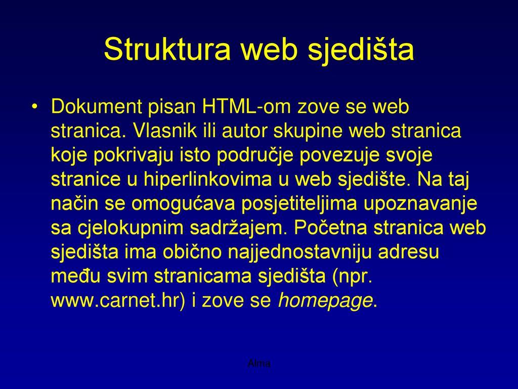 Trenutno najbolje web mjesto za upoznavanje