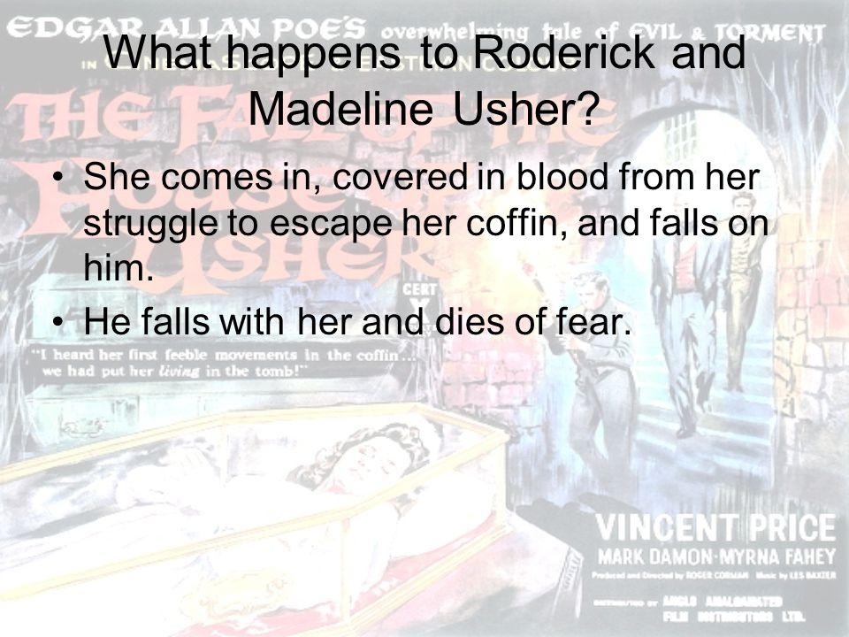 madeline and roderick usher