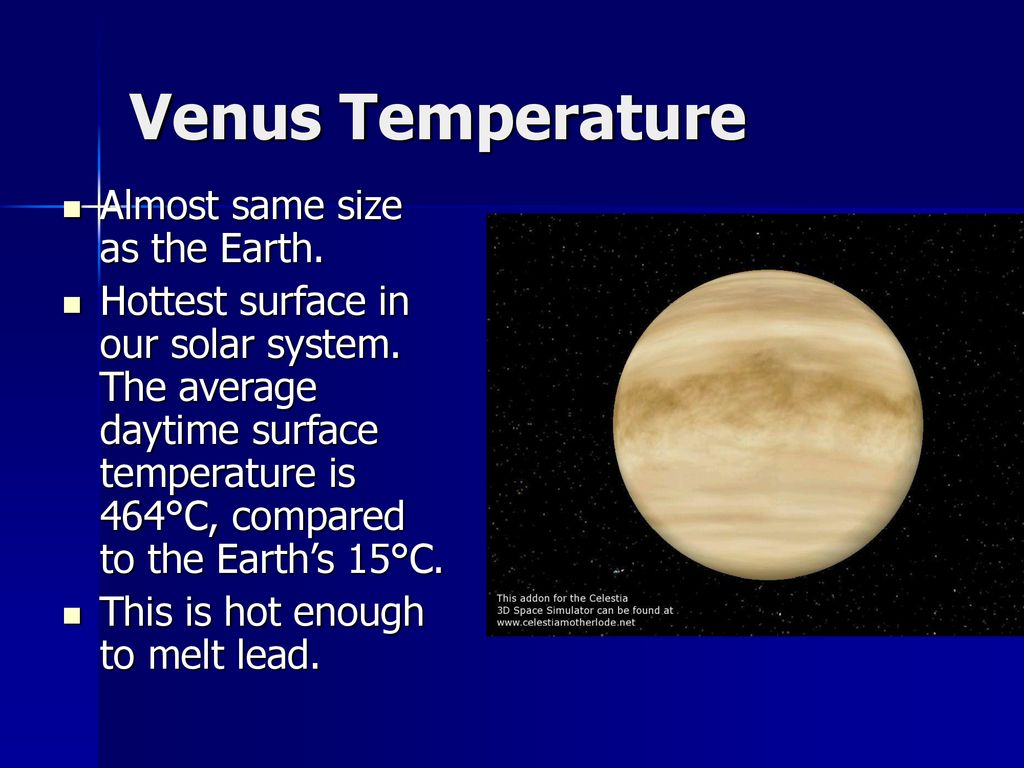The Inner Planets ppt download