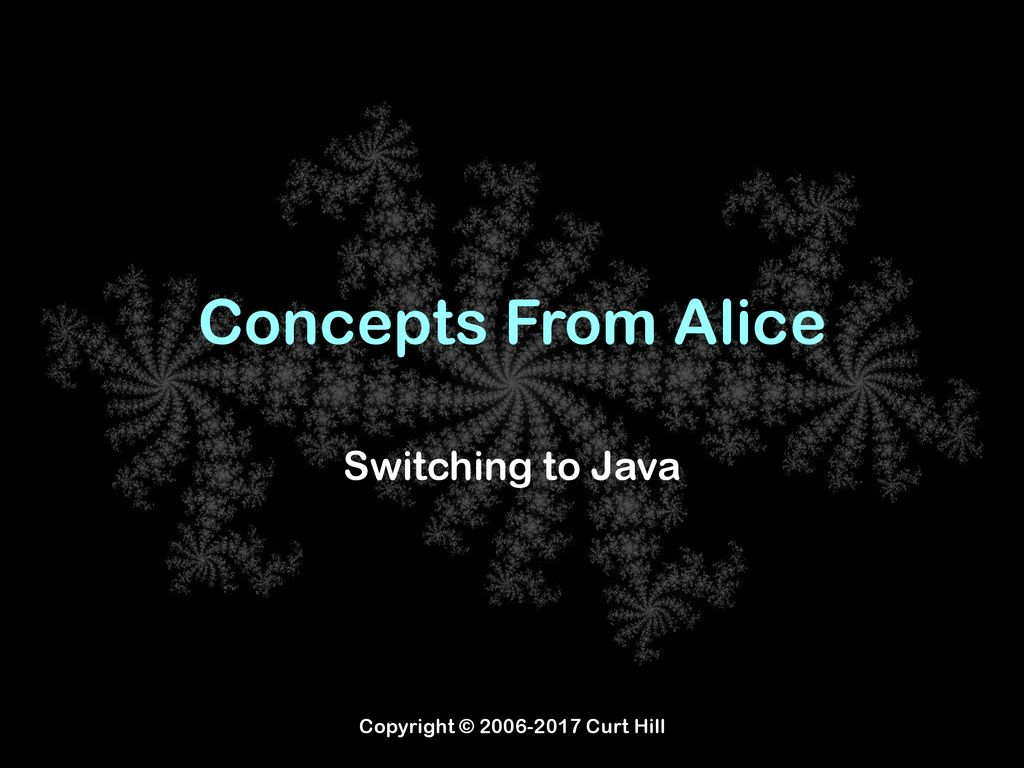 Learning Java through Alice 3: Daly, Dr. Tebring, Wrigley, Eileen ... | 768x1024