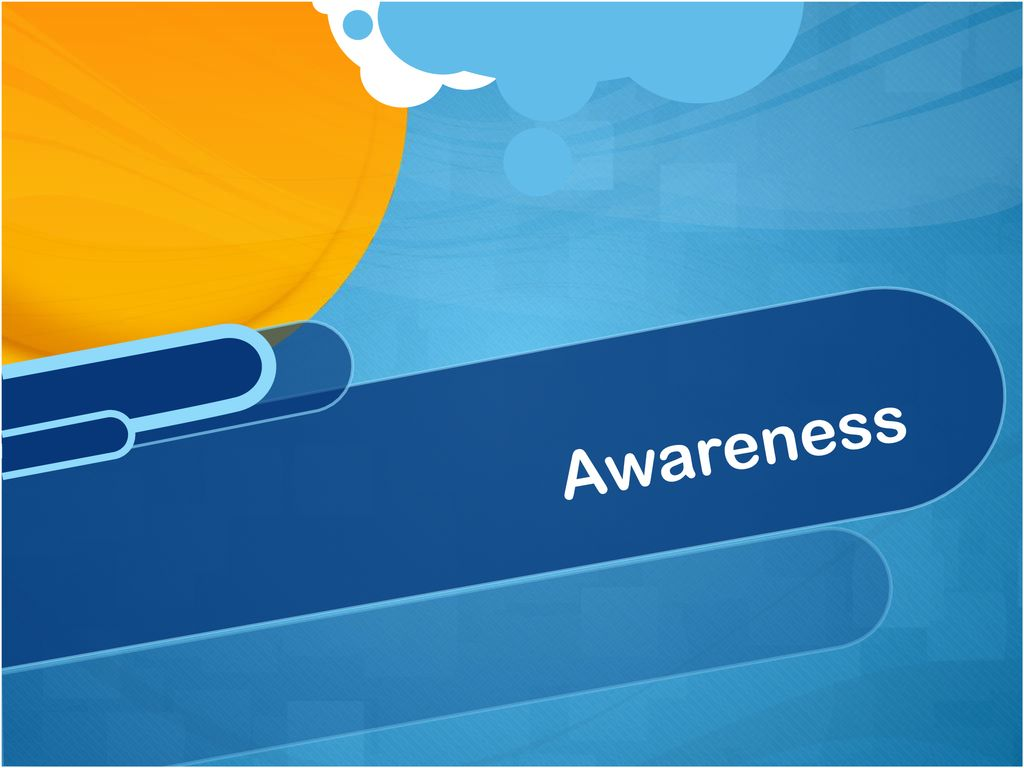 Awareness As for the awareness, what do interpreters think