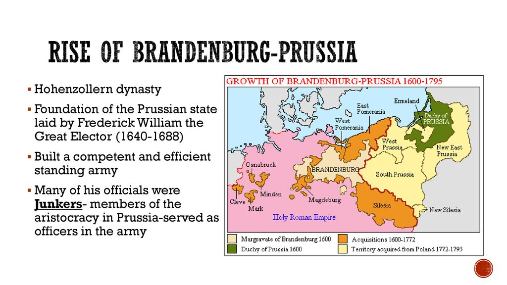 Absolutism in Prussia, Austria, and Russia - ppt download