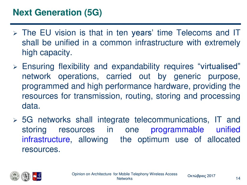 Opinion Generation Of High Performing >> Opinion On Architecture For Mobile Telephony Wireless Access