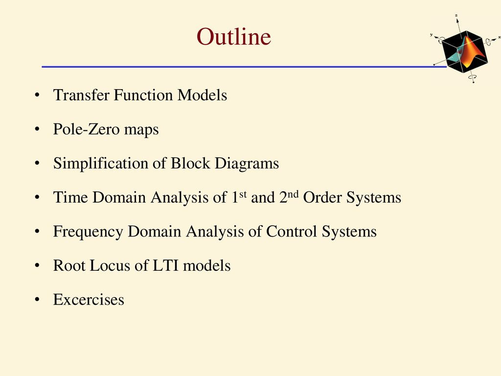 Control System Toolbox - ppt download