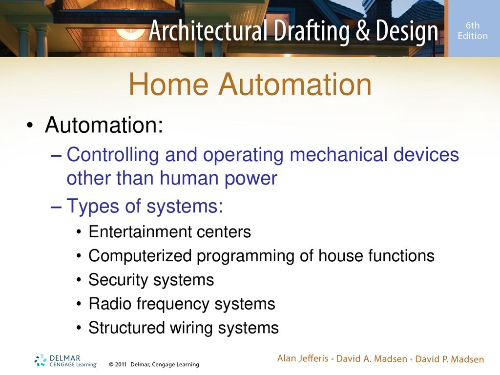 Chapter 19 Electrical Plans Ppt Download Structured Wiring Systems 6 Home Automation