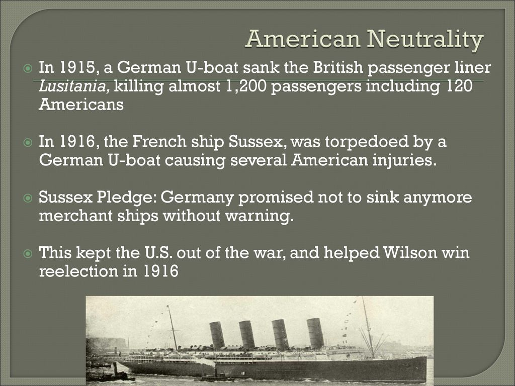 In the sussex pledge germany promised images 753